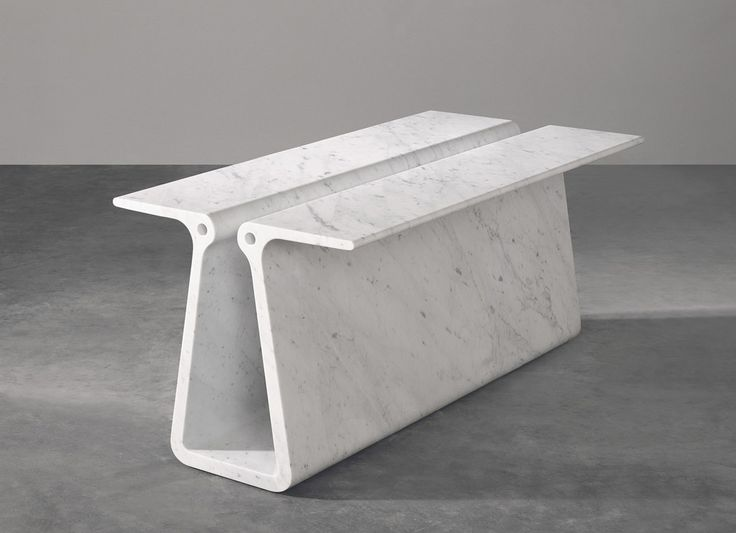 Marc Newson Extruded table