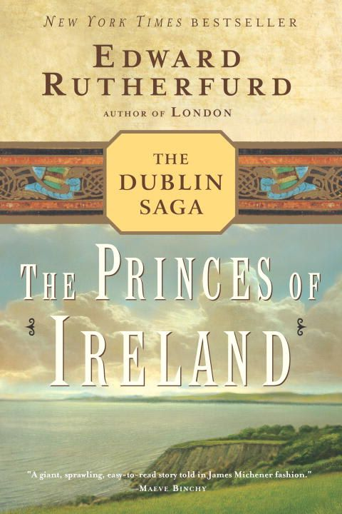 From the internationally bestselling author of London and Sarum -- a magnificent epic about love and war, family life and political intrigue in Ireland over the course of seventeen centuries. Like the novels of James Michener, The Princes of Ireland brilliantly interweaves engrossing fiction and well-researched fact to capture the essence of a place.Edward Rutherfurd has introduced millions of readers to the human dramas that are the lifeblood of history. From his first bestseller, Sarum, to…