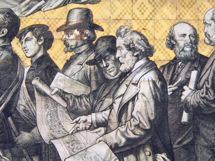 Шествие князей, 1907 год, Дрезден