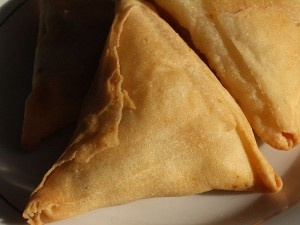Recipe for vegan samosas  Must try this, we love samosas