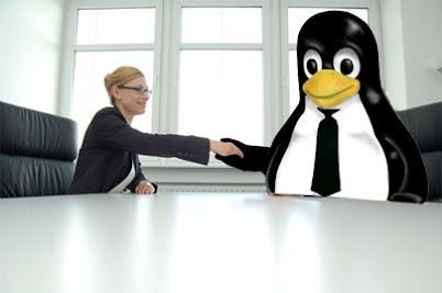 Al lavoro con #Linux