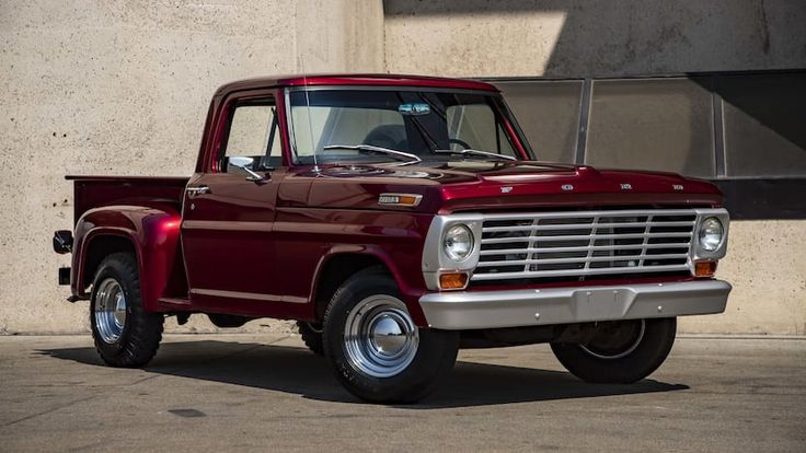 1967 Ford F100 Pickup | S36 | Louisville 2019 | 79 ford ...