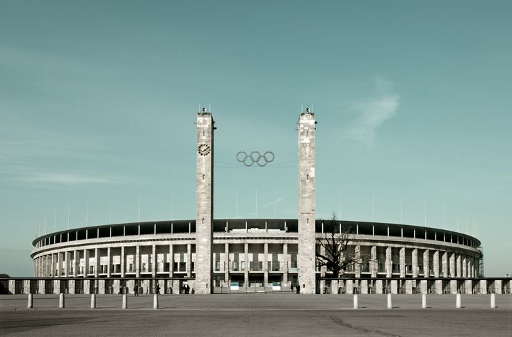 Video of The Opening Ceremony of the 1936 Nazi Olympic Games