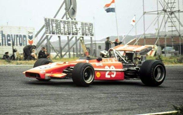1970 GP Holandii (Zandvoort) Bellasi - Ford (Silvio Moser)