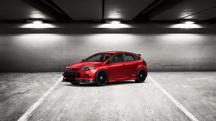 Ford Focus 2012 Tantra Edition