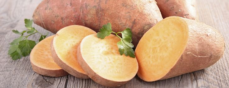 Sweet potato :: Roots of nutrition