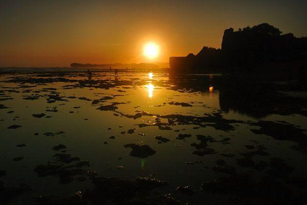 indrayanti sunset