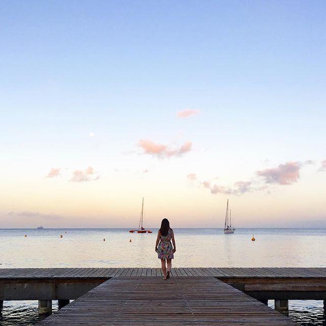 Instagrammerii noștri @yesmyfriend (@yesmyfriend) și @visualcri au ajuns azi în #Martinique! Urmăriți #10anizecidepremii și #nouleSky pe Instagram pentru a descoperi în timp real insula exotică și toate secretele ei, alături de cei doi. P.S. Înscrierile în concursul cu premiu o vacanță în Martinique sunt încă deschise: bit.ly/1Ta7kpV