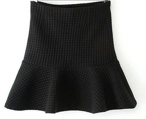 Kassandra Pebble Flare Skirt $58.00 http://www.helloparry.com/collections/new-arrival/products/kassandra-pebble-flare-skirt