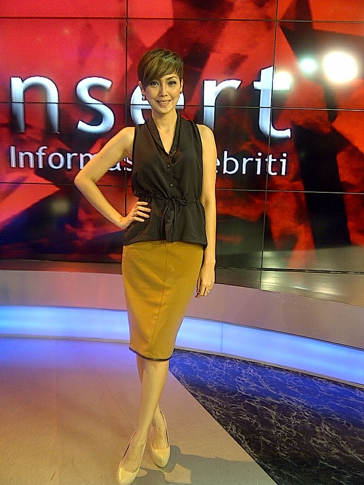 (X)S.M.L Black Top is appeared on Trans TV - September 2013