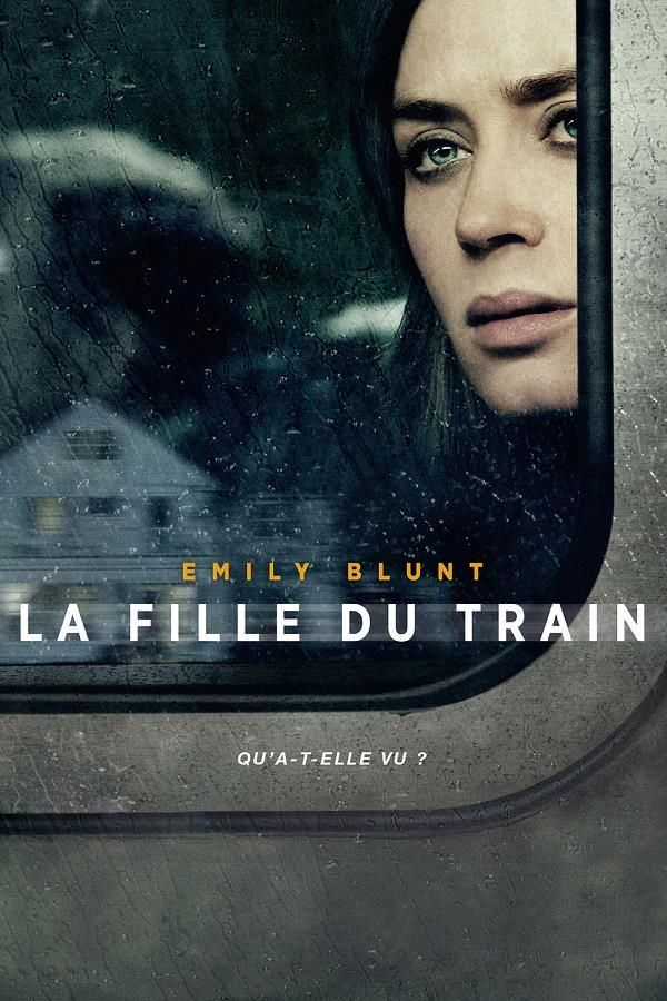 The Girl on the Train    Support: BluRay 1080    Directeurs: Tate Taylor    Année: 2016 - Genre: Drame / Romance / Thriller - Durée: 105 m.    Pays: United States of America - Langues: Français, Anglais    Acteurs: Emily Blunt, Haley Bennett, Rebecca Ferguson, Justin Theroux, Luke Evans, Allison Janney, Edgar Ramírez, Lisa Kudrow, Darren Goldstein, Laura Prepon, Marko Caka, Lana Young, Frank Anello, Alexander Jameson, Mauricio Ovalle