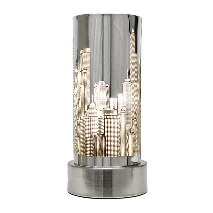 MiniSun New York Skyline Touch Table Lamp U0026 Reviews | Wayfair UK