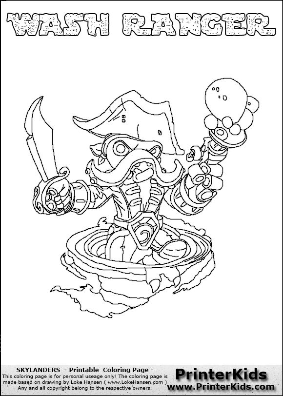 skylanders chompy coloring pages - photo#17