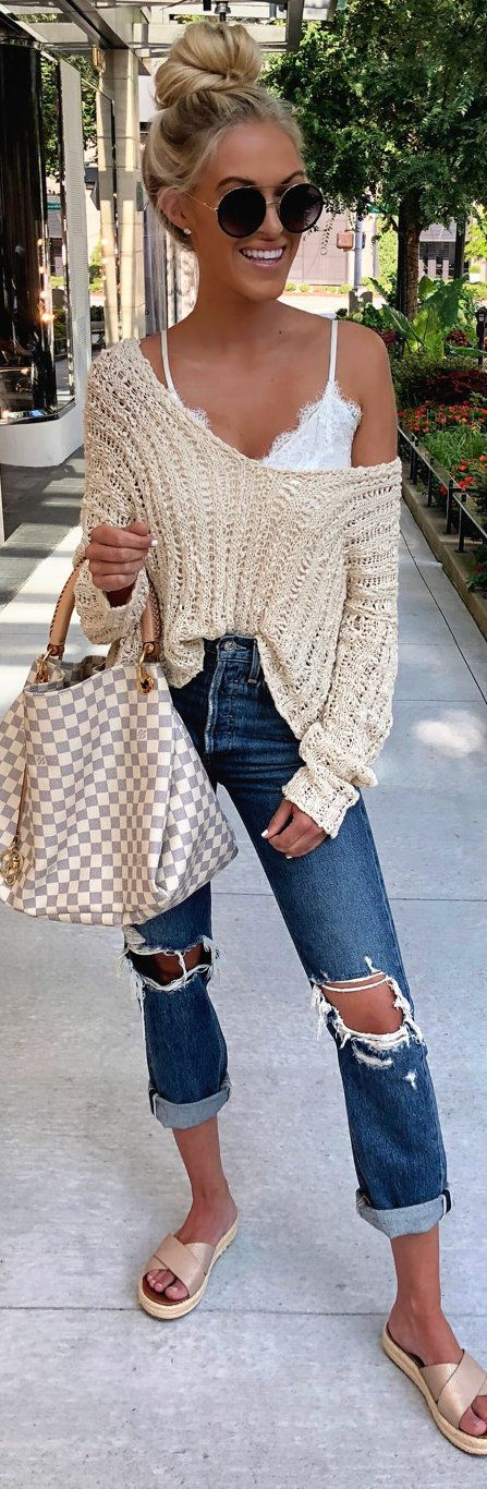 10+ Genius Summer Outfits To Finish This Summer With Style – Maria Luiza