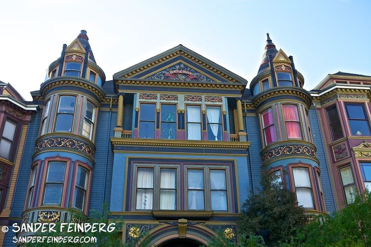 Victorian house in frisco painted ladies pinterest for San francisco victorian houses