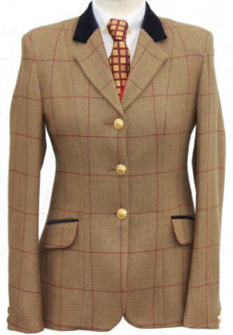 Tweed Show Jackets