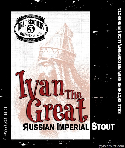 Brau Brothers - Ivan The Great Russian Imperial Stout
