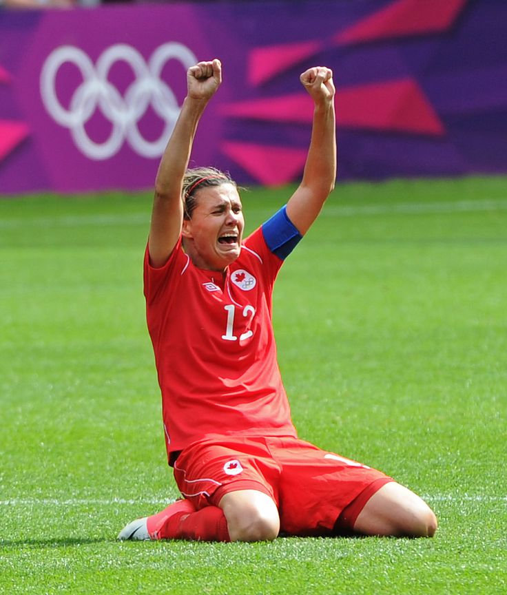 Christine Sinclair is a determined, hard-working athlete that will fight to the end for a satisfying performance. She gives 100% in all her games to lead her team to victory and inspires other athletes to do the same. For this very reason, Sinclair should be remembered in Canadian sport history as the persistent, passionate athlete that got back on her feet when people knocked her down.