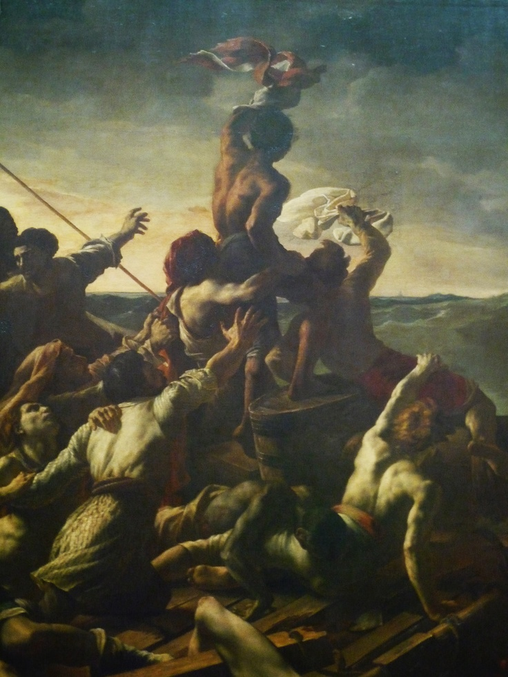 An Art Analysis of Theodore Gericault's Romantic Painting 'the Raft of the Medusa' (1818-1819)