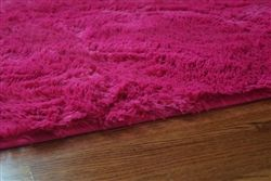 Want your #dorm #decor to pack a punch? (Figuratively speaking, of course!) Check out our brand new College Plush Rug in Knockout Pink! http://www.dormco.com/College_Plush_Rug_Knockout_Pink_p/plush09-kp.htm