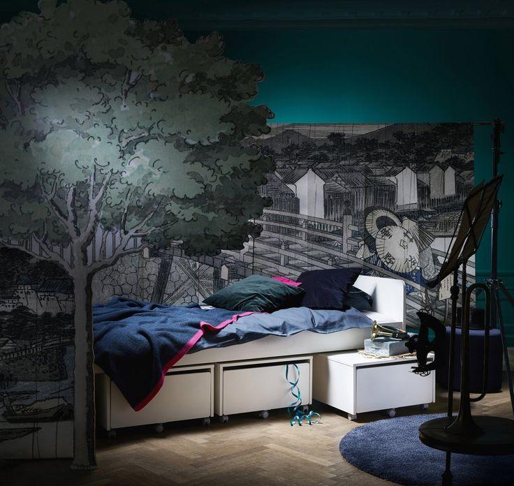Mejores 73 imágenes de IKEA h a c k s en Pinterest | Puertas de ...