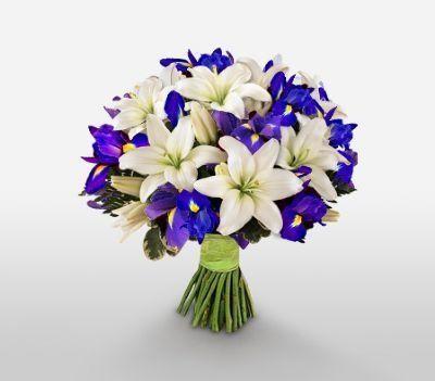 1000+ ideas about Iris Wedding Flower Arrangements on Pinterest ...