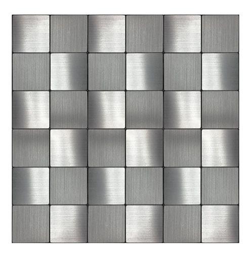 Tuile mosaique adhesive code bmr 038 7653 lescargot - Mosaique auto adhesive salle de bain ...