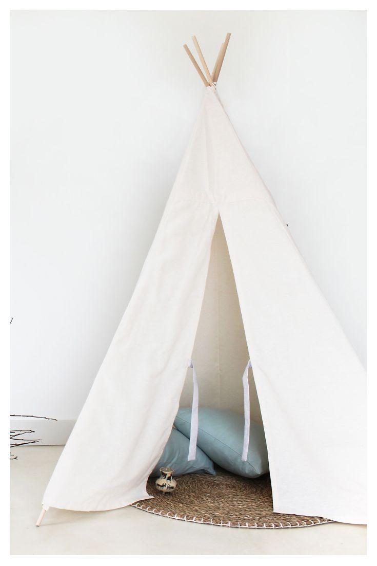 140 Bilder Einzimmerwohnung einrichten! Diy tipi, Zelt