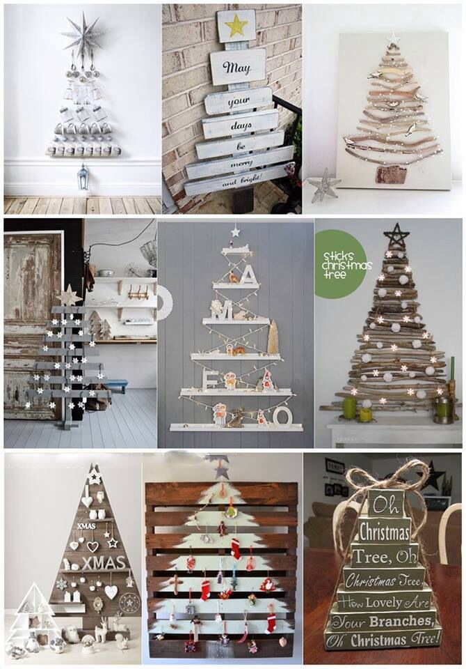 Christmas tree ideas 211 best Recycled Christmas