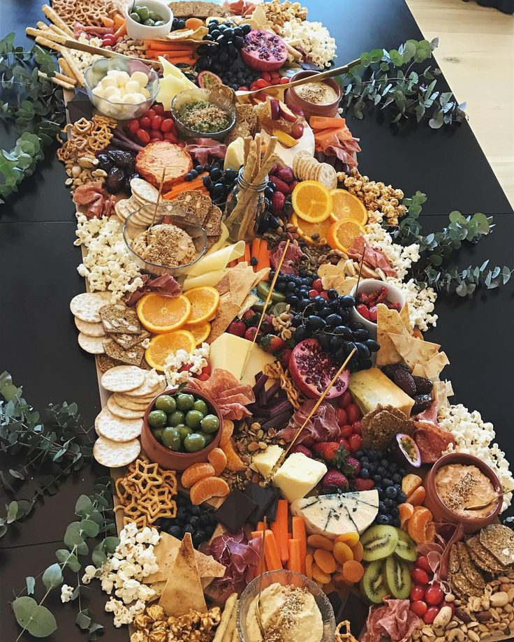12 Epic Cheese Board Ideas to Copy From Instagram