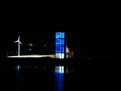 Tower at sukhna Lake
