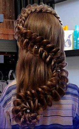 crazy hair braiding styles 17 best ideas about cool braids on amazing 4631 | 2606d49e211cf8ced2d10c73e5f35a59