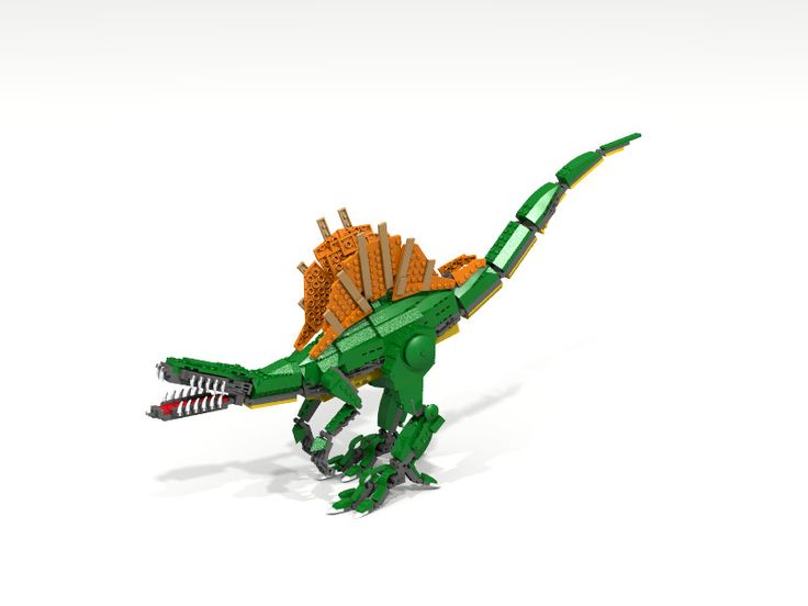 Best 100 lego dinosaurs images on pinterest lego - Lego dinosaurs spinosaurus ...