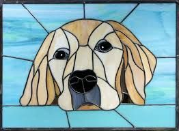 Image result for pre cut stained glass