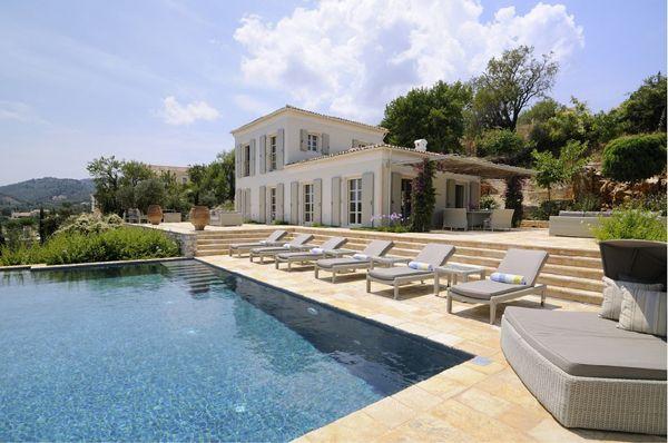 Atolokis House in Corfu, Greece