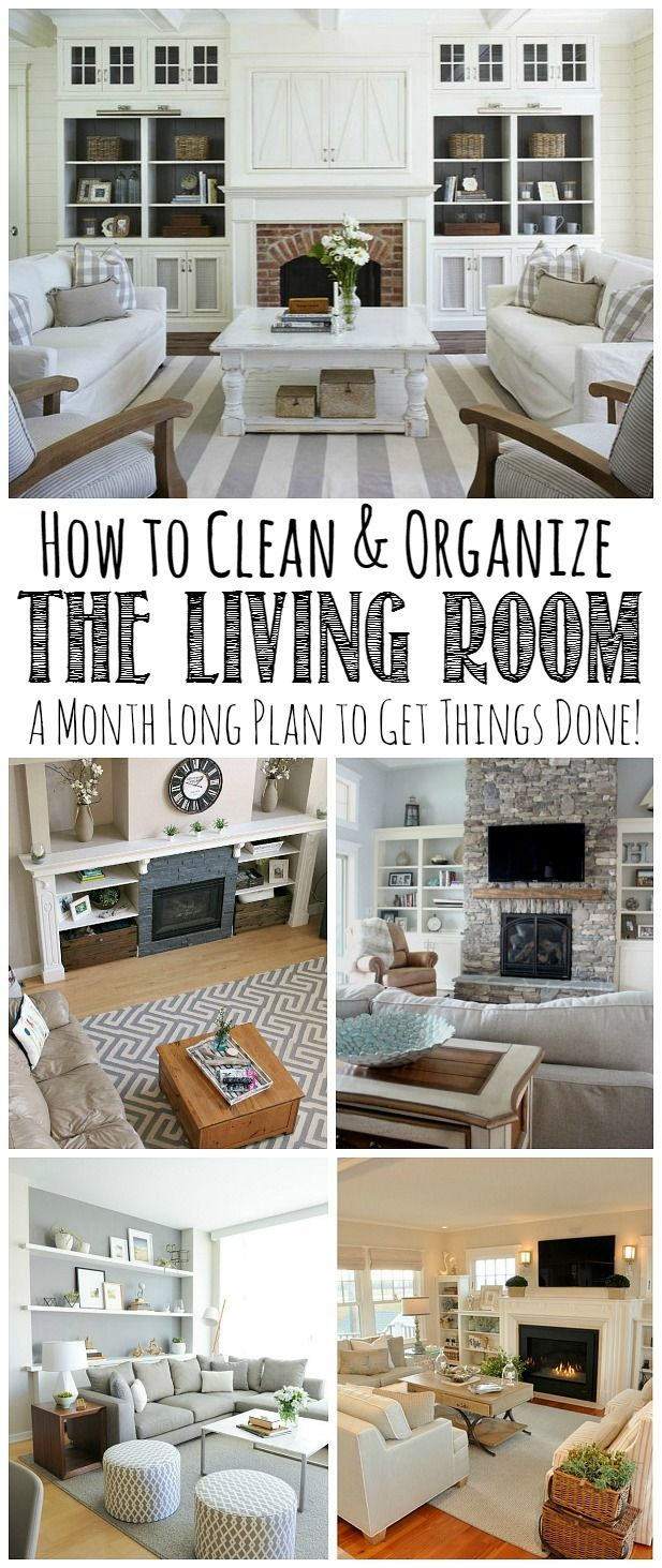 how to clean your home top to bottom