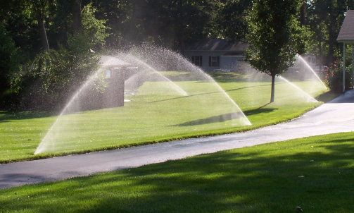 NEW JERSEY BEST Lawns, Sprinklers & Fencing knows the value of your landscaping  #lawn #irrigation #repair #NewJersey