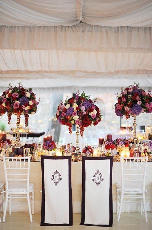 The 25 Best Wedding Head Tables Ideas On Pinterest