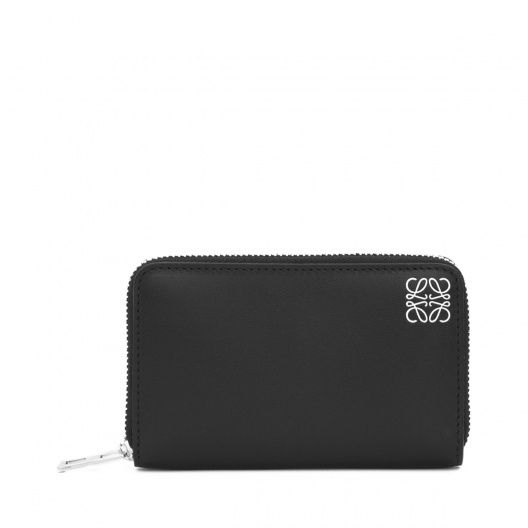ロエベ カードケース - CARD HOLDER - ブラック