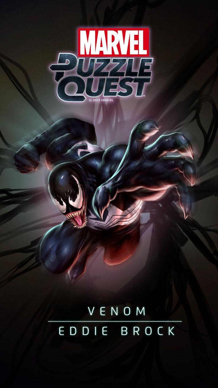 """D3annuncia cheMiles Morales(Spider-Man), Eddie Brock(Venom) e la nuova storyline """"Venom Bomb""""sono ora disponibiliinMarvel Puzzle Quest mobile."""