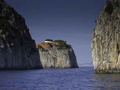 Capri, Villa Malaparte, Capri, Italia