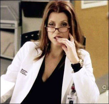 Grey's Anatomy: Dr. Montgomery