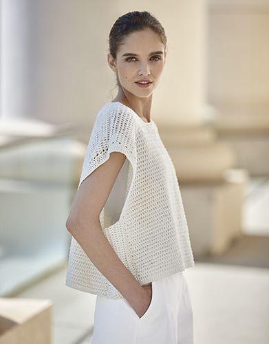 Revista mujer Concept 3 Primavera / Verano | 8: Mujer Jersey | Crudo