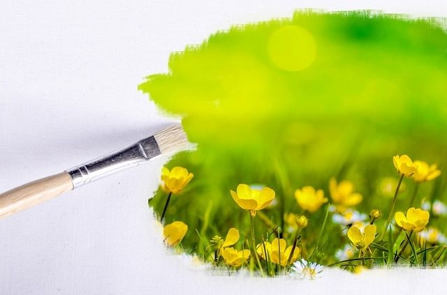 Mit takar a zöldrefestés? / What does painting to green? Forrás/source: Pixabay
