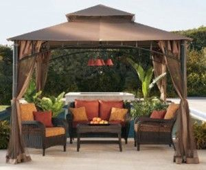 The 25 Best Gazebo Canopy Ideas On Pinterest