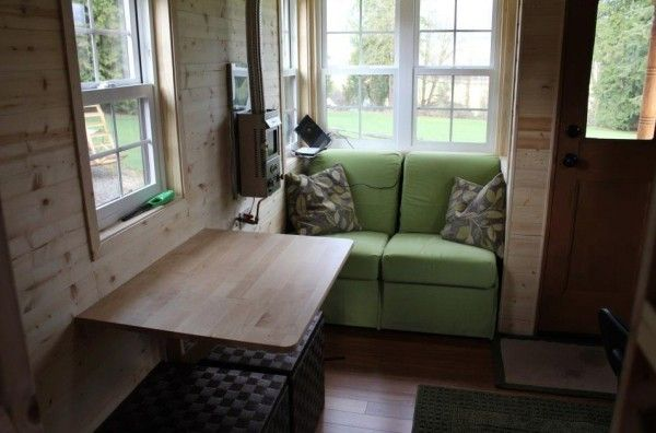 7 Best Tiny Houses With 1st Floor Bedrooms Images On