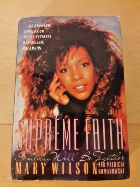 Mary Wilson Supreme Faith Someday We'll Be Together The Supremes Biography