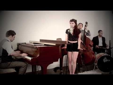 a version of this song that I actually like...▶ Call Me Maybe - Vintage Carly Rae Jepsen Cover [The Original Video] - YouTube