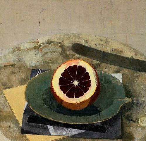 Susan Jane Walp, Heart of Winter Blood Orange, 2010. Oil on linen.