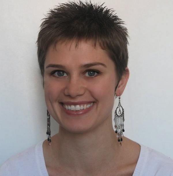 Short Spiky Hairstyles For Women Over 50 Short Spiky Haircut In